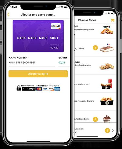 Commandez votre Application mobile dès maintenant !