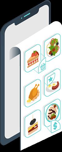 Commandez votre menu en QR code dès maintenant, et simplifiez votre gestion !